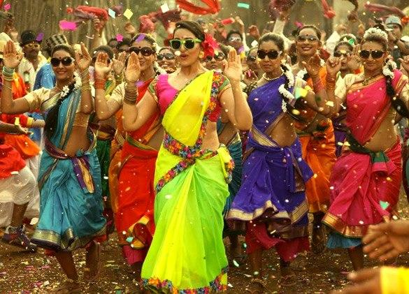 Sonakshi Sinha In Sing Raja Song of Joker Movie