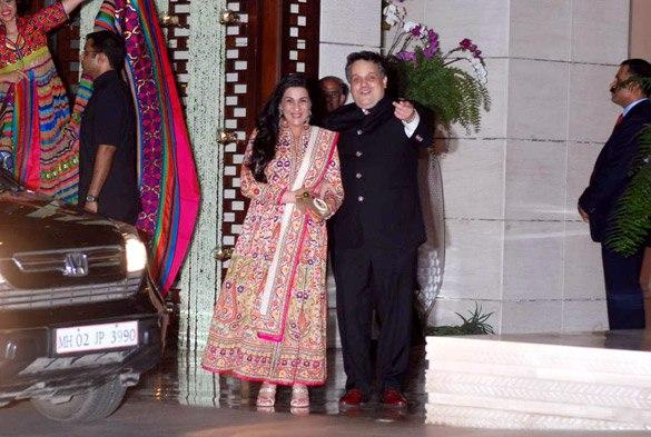 Celebs At Nita and Mukesh Ambani Party Hosted For Abu and Sandeep