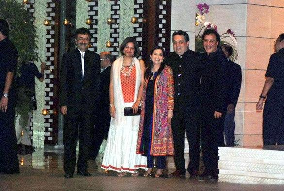 Guest at Nita and Mukesh Ambani Party Hosted For Abu and Sandeep