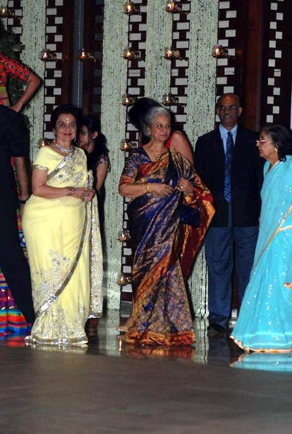 Guest Present at Mukesh and Nita Hosted Grand Party For Abu and Sandeep