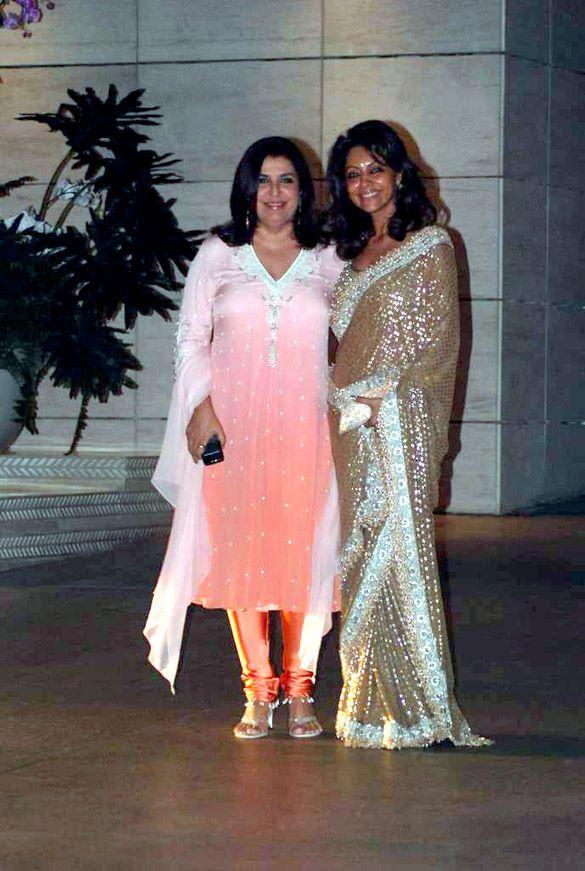 Nita and Mukesh Ambani Party Hosted For Abu and Sandeep