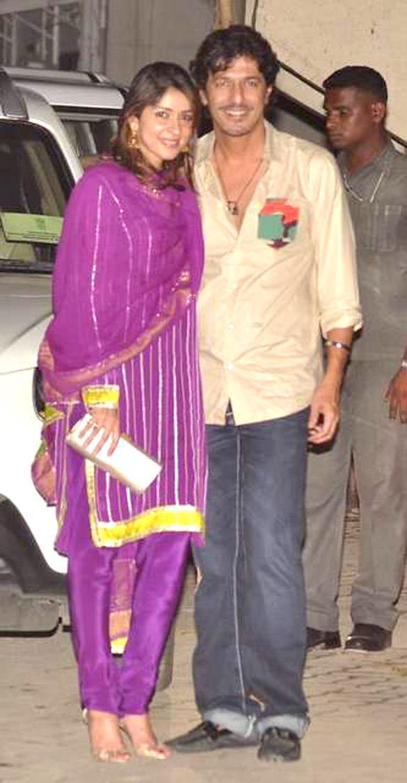 Celebs Arrives at Salman Khan's Eid Party in Mumbai