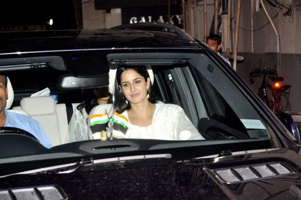 Katrina Kaif at Salman Khan's Eid Party
