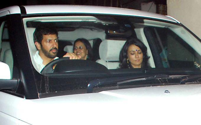 Guest Snapped at Salman Khan's Eid Party