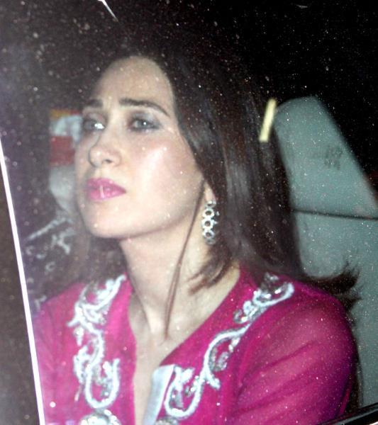 Karishma Kapoor at Salman Khan's Eid Party