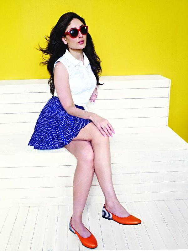 Amazing Beauty Kareena Kapoor Shoot For Metro Shoes