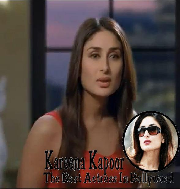 Sizzling Kareena Kapoor In Phillips Haircare New Add
