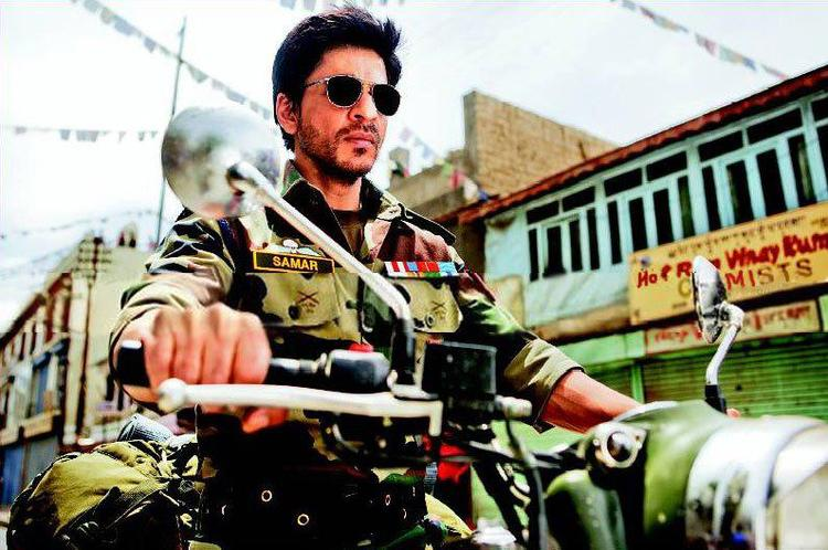 Shahrukh Khan New Avatar for Yash Chopra Next Film
