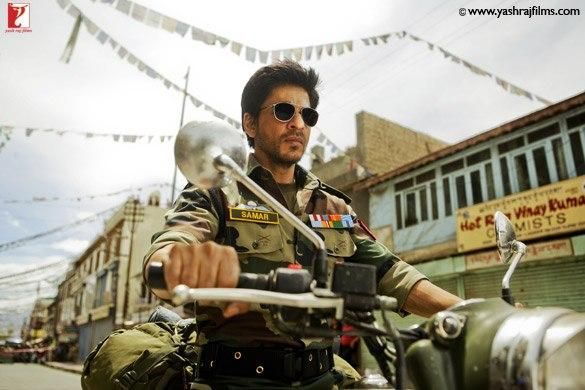 Shahrukh Khan Play as Army Officer In New Movie