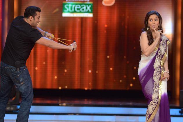 Salman and Madhuri To Groove On Didi Tera Dewar on Jhalak Dikhhla Jaa 5