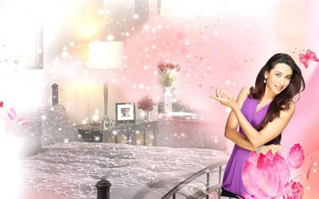 Karishma Kapoor For An Air Freshener Brand