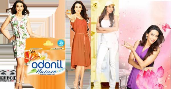 Karishma Kapoor Shoot For Odonil