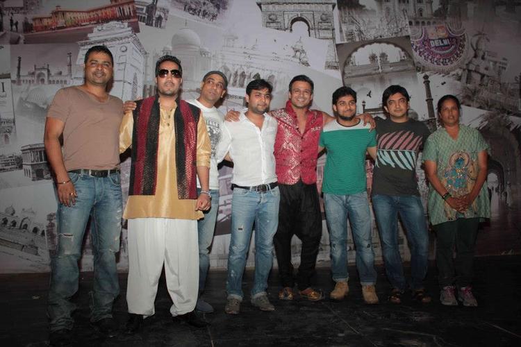 Kismet Love Paisa Dilli Movie On Location Still