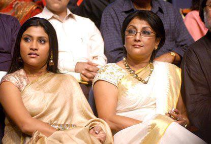 Konkona Sen With Mom Aparna Sen at An Event