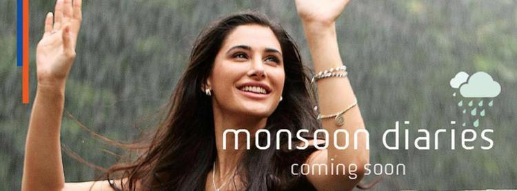 Nargis Fakhri Parachute Advansed Ad Exclusive Pic