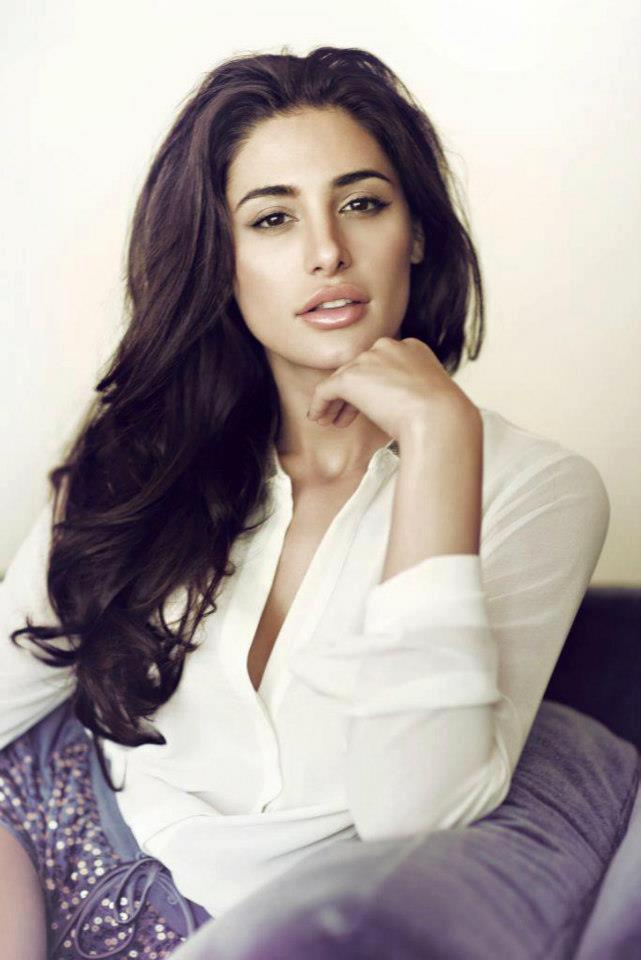 Nargis Fakhri Photoshoot For Parachute Ad