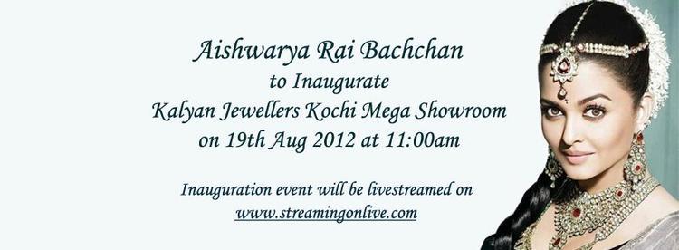 Aishwarya Rai Bachchan New Look For Kalyan Jewellers