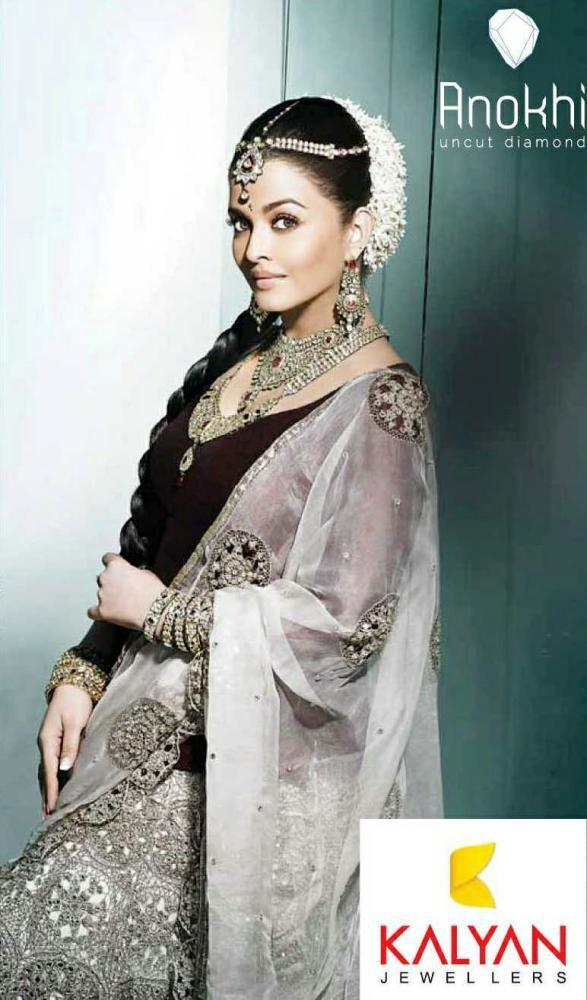 Aishwarya Rai Kalyan Jewellers Ad Photo Shoot