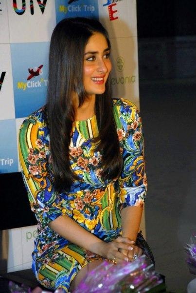 Kareena Kapoor Sweet Smile Pic During The Promotion Of Heroine