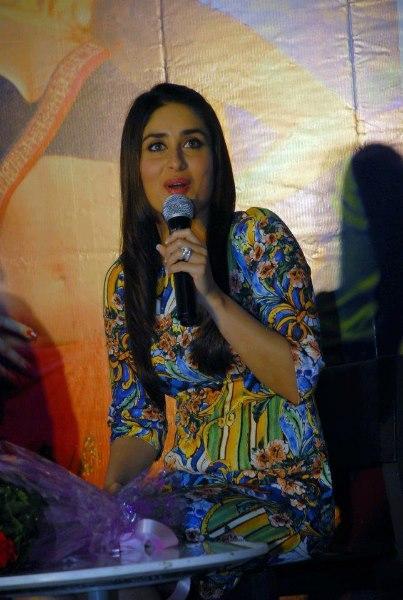 Kareena Speak During The Promotional Event Of Heroine