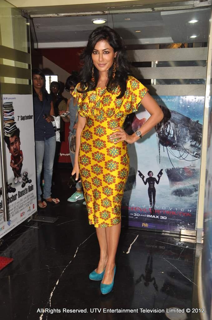 Chitrangada Singh Pose During Promotional Event Of Joker