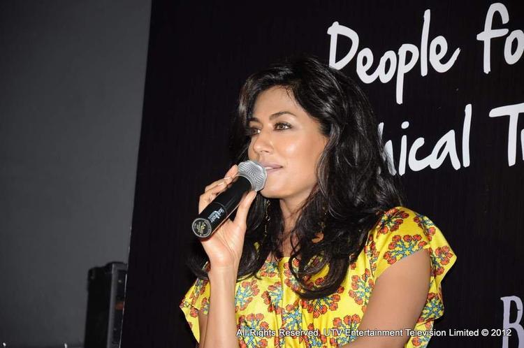 Chitrangada Stars in PETA and Joker And Against Testing Cosmetics