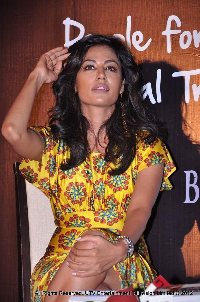 Chitrangda Singh at The Promotional Event Of Joker