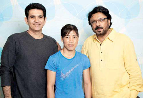 Sanjay Leela Bhansali Is Working On A Biopic Of Indian Boxing Star Mary Kom Who Won A Bronze Medal At The London Olympics