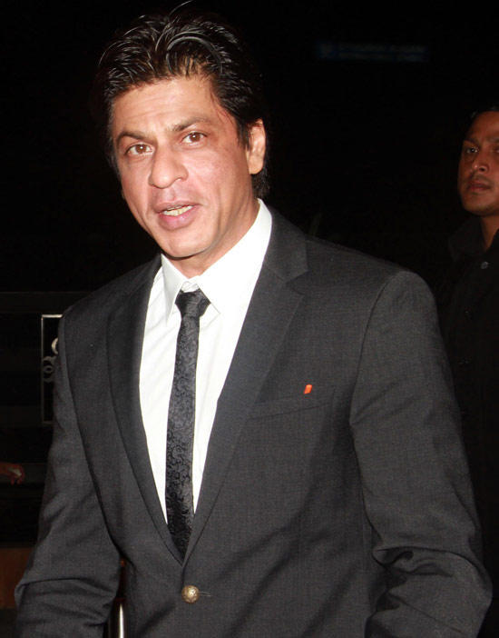 Shahrukh Khan Had Been Approached For a Film Based On The Hockey Legend