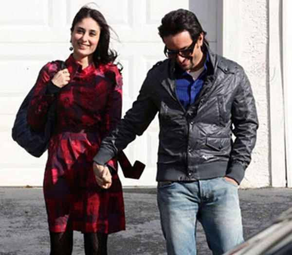 Kareena Will Marry Saif at The End Of The Year