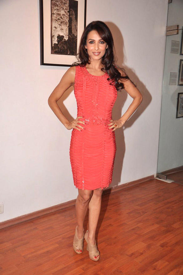Malaika Spotted at Strut Dance Academy's 1st Anniversary Bash