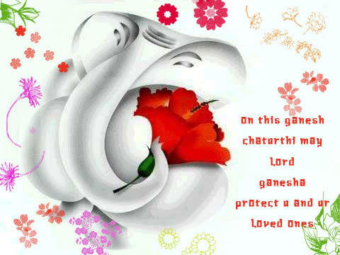 Ganesh Chaturthi Beautiful Greetings