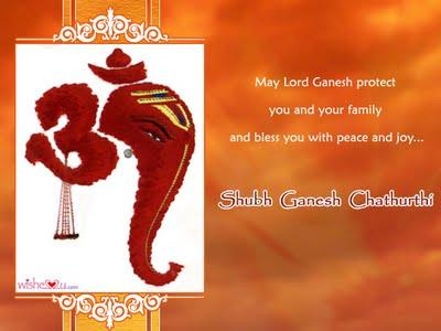 Ganesh Chaturthi Exclusive Poster