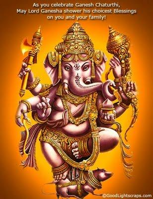 Ganesh Chaturthi Latest Wallpaper