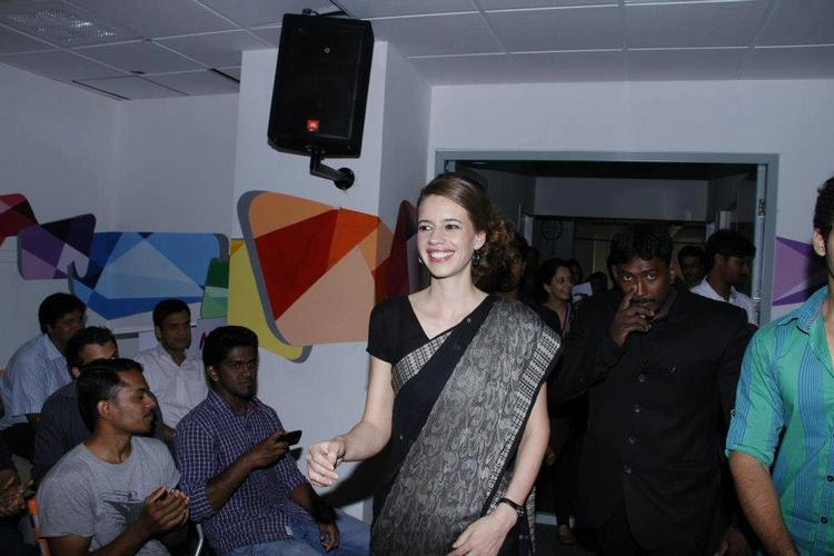 Kalki Koechlin at The Launch Of Star N Style