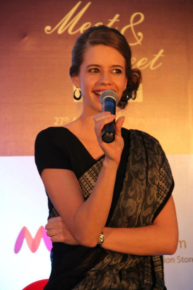 Meet and Greet with Kalki Koechlin