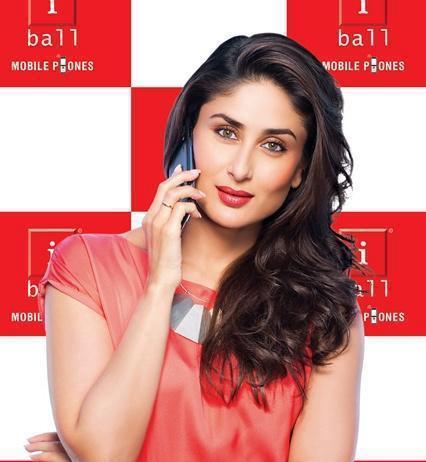 Kareena Kapoor To Endorse iBall Mobile Phones