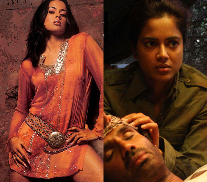 Sameera Began Her Career With A Completely Deglam Role in Maine Dil Tujhko Diya