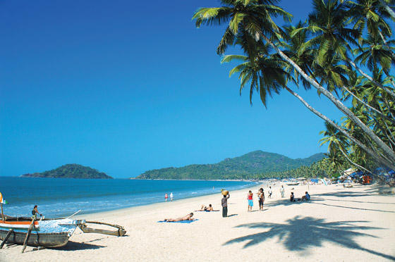 Beaches of Goa
