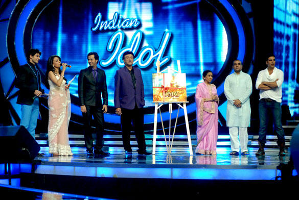 Bollywood Movie Oh My God Audio Release on TV Reality Show Indian Idol