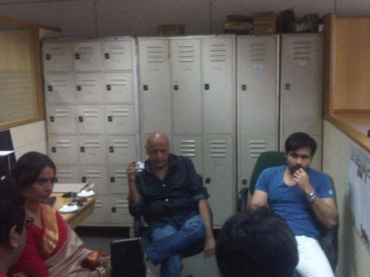 Bipasha,Emraan and Mahesh In Kolkata To Promote Raaz 3