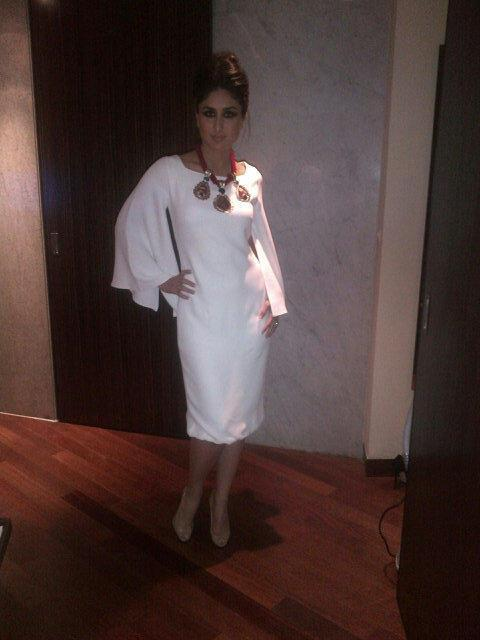 Kareena Kapoor Promotes Heroine In Osman Dress