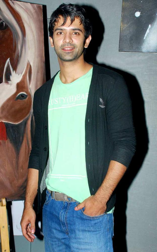 Barun Sobti Spotted at Raqesh Vashisth Birthday Party