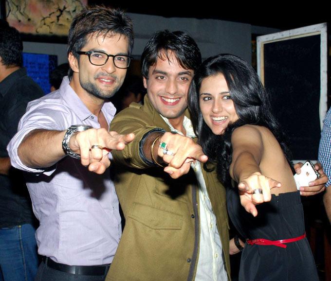Raqesh Vashisth Celebrates His Birthday Party