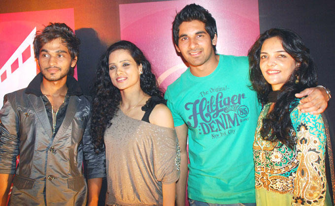 Celebs at The Strugglers Music Launch