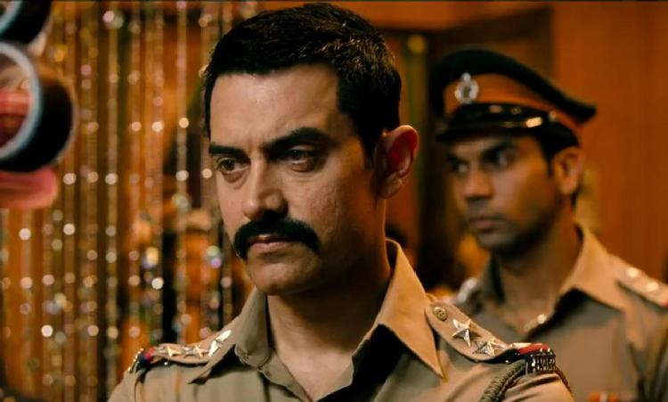 Aamir Khan Plays The Role Of A Tough Investigating Cop In Talaash