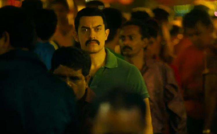 Amir Khan's Upcoming Movie Talaash Stills