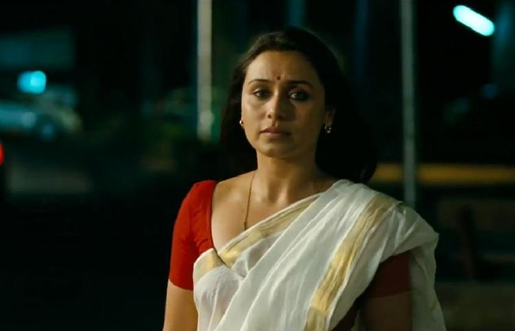 Rani Mukherjee Saree Still In Her Upcoming Movie Talaash
