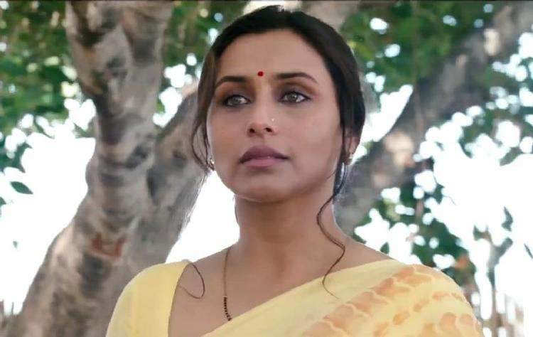Rani Mukherjee Simple Look In Upcoming Movie Talaash
