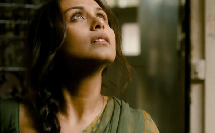 Rani Mukherjee In A Still From The Movie Talaash